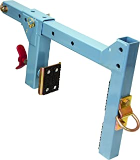 parapet clamp fall protection