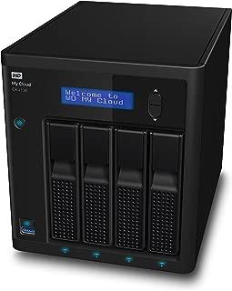 WD EX4100 My Cloud Expert Series - Black, Diskless