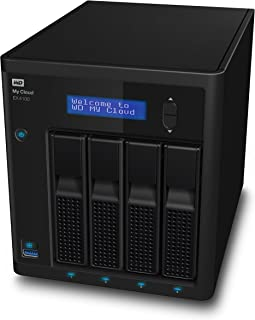 WD My Cloud EX4100 Série Expert 4-Bay Stockage en réseau - Boitier