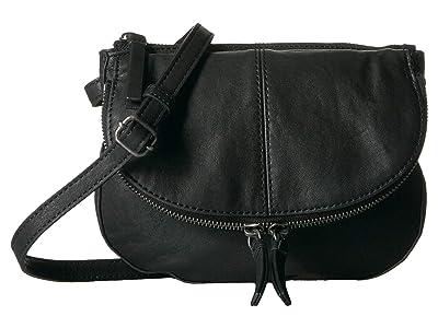 Lucky Brand Dev Belt Bag (Black) Handbags