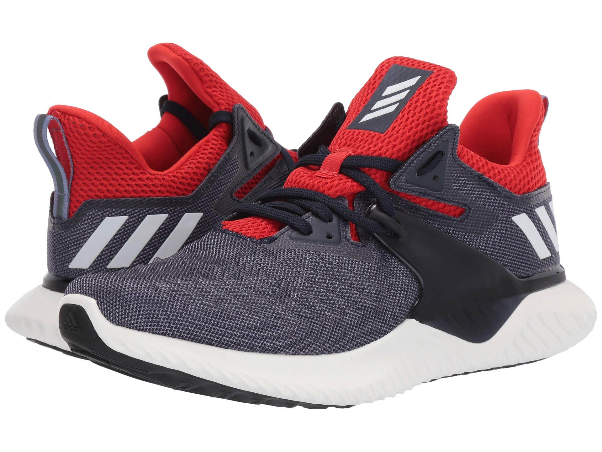 60e1b29136167 amp  Sneakers Adidas Athletic Legend Ink Running Red active footwear  Alphabounce Beyond White 2 Shoes PTPvq