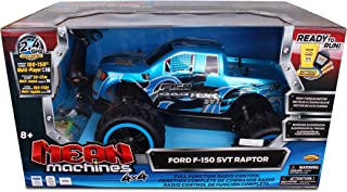 NKOK Mean Machines 1:10 RC  Ford F-150 SVT Raptor (2.4 GHz) Colors May Vary