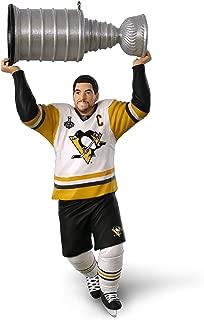 Hallmark Keepsake Christmas Ornament 2018 Year Dated, NHL Pittsburgh Penguins Stanley Cup MVP Sidney Crosby