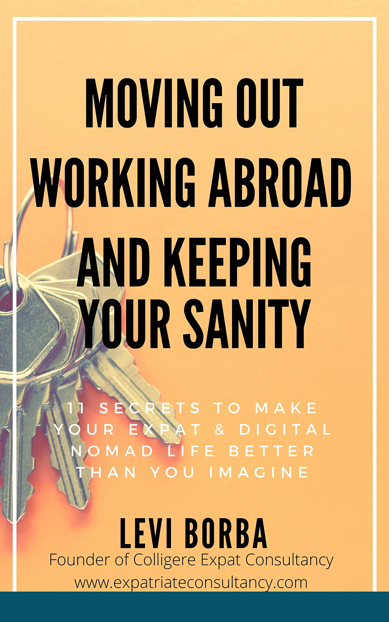 Image OfMoving Out, Working Abroad And Keeping Your Sanity: 11 Secrets To Make Your Expat & Digital Nomad Life Better Than You Ima...