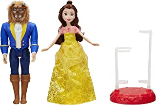 Disney Beauty And The Beast Enchanted Ballroom Reveal Toy - 3 Years & Above - Multi Color C0543EU40