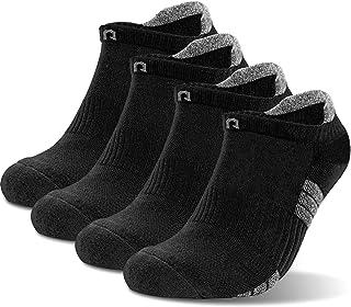 MICARSKY Cotton Athletic Socks for Men&Women, Mesh Ventilating Performance Ankle Low Cut Socks