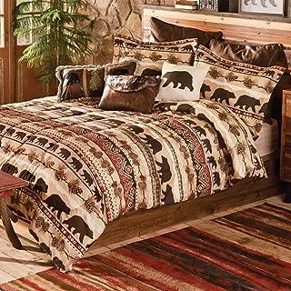 Best black bear comforter Reviews
