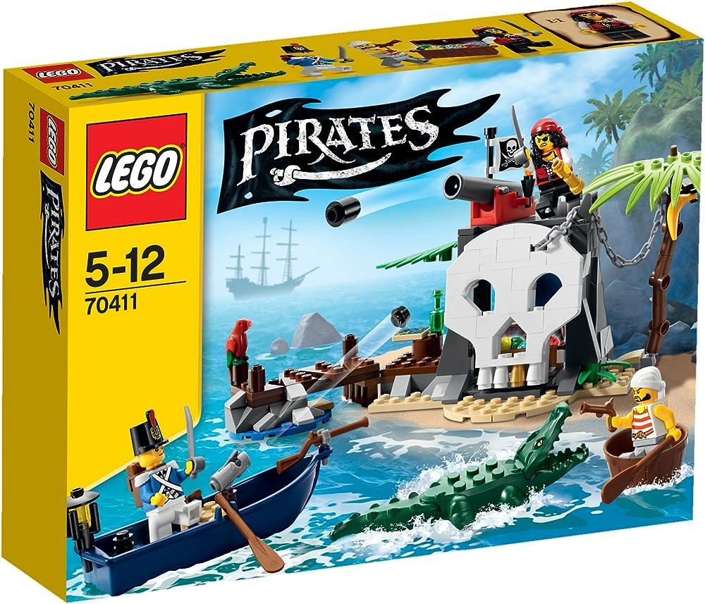 Lego pirates l`isola del tesoro 70411