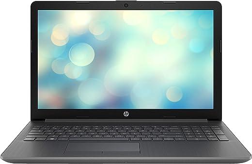 لابتوب اتش بي 15-da2025nx، 15.6 انش HD انتل كور i5-10210U، 1.6 جيجاهرتز، ذاكرة RAM 8 جيجا، HDD 1 تيرابايت، SSD 128 جيجا، نيفيديا جي فورس MX110 2 جيجا، DVD-RW دوس، كيبورد انجليزي-عربي، لون رمادي
