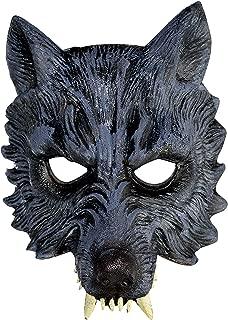 Best werewolf half mask Reviews