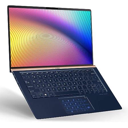 "ASUS ZenBook 13 Ultra-Slim Laptop 13.3"" FHD WideView, 8th-Gen Intel Core i7-8565U Processor, 8GB LPDDR3, 512GB PCIe SSD, Backlit KB, NumberPad, Military-Grade, Windows 10 - UX333FA-AB77 Royal Blue"