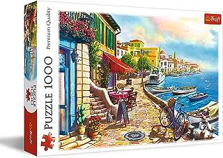 "Puzzles - 1000"" - Sunny Embankment"