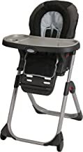Graco DuoDiner LX High Chair, Converts to Dining Booster Seat, Metropolis