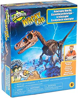 Edu Science Wacky Lab Dino Dig - Velociraptor