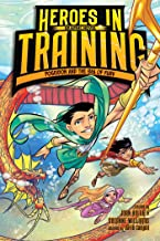 Poseidon and the Sea of Fury (2) (Heroes in Training Graphic Novel)