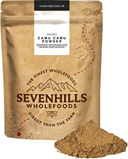 Sevenhills Wholefoods Camu Camu En Polvo Orgánico 250g