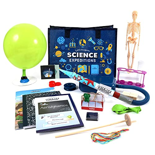 Little Passports Science Expeditions - Science Experiment Subscription Box for Kids | Ages 9+