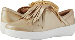 FitFlop F-Sporty II Lace-Up Fringe Sneakers