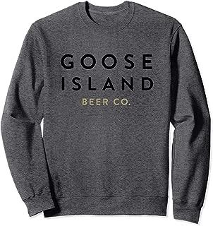 Goose Island Stacked Logo Sweatshirt