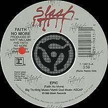 Epic [Radio Remix Edit] / Edge Of The World [Digital 45]