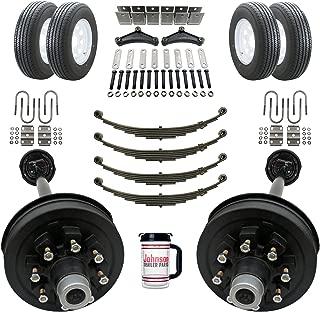 Best 14000 lb tandem axle kit Reviews