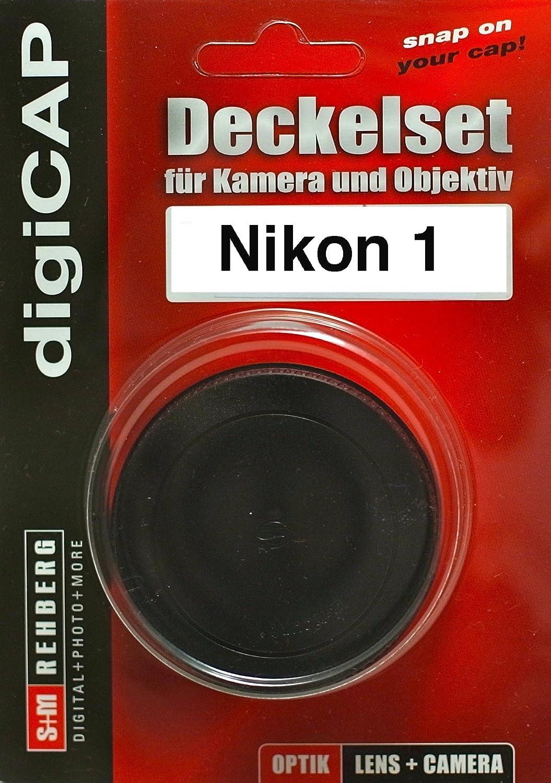 Digicap Set Leica M Voigtländer Kameragehäusedeckel Kamera