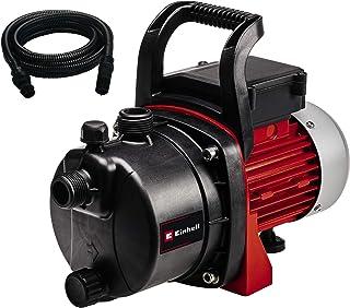 comprar comparacion Einhell 4180283 Bomba de agua con mangera de aspiracion 7 m (650 W, 3800 l/h) rojo y negro, 650W