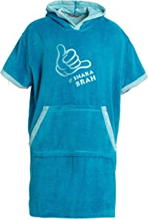Revise RE-852 Surf Poncho Kids Women Men - Changing Robe - Bathrobe - Towel - Qucik Dry at Beach, Pool, Home