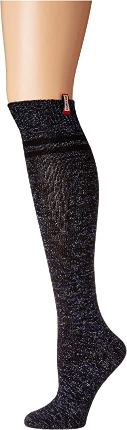 Original Aurora Borealis Stripe Knee High Knit Sock