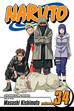 Naruto, Vol. 34: The Reunion