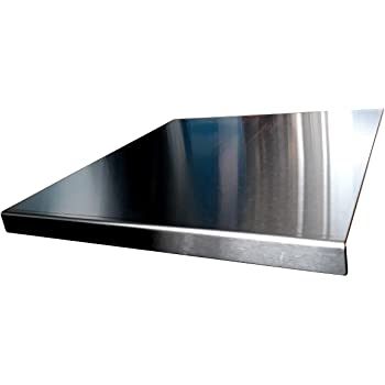Compra Creative Tops Naturals – Protector de superficie de trabajo de granito, negro, 40 x 30 cm (15¾