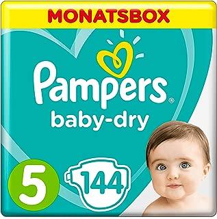bis zu 12/Stunden Rundumschutz 21 Windeln 17kg+ Pampers Baby-Dry Gr/ö/ße 8