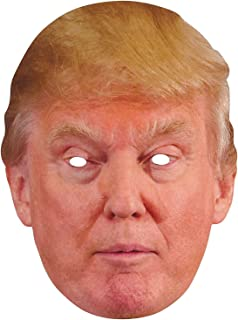 Forum Novelties Donald Trump Adult Paper Cardboard Costume Mask