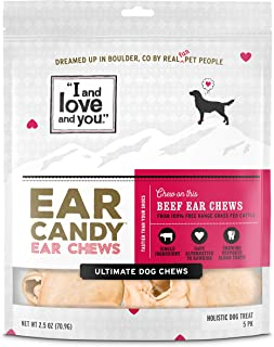 I and Love and You All-Natural Dog Chews and Dog Treats