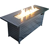 Legacy Heating vc-CDFP-S-CB Gas Aluminum Fire Table