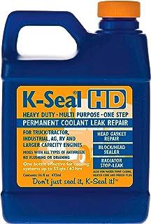 K-SEAL Coolant Leak Repair ST5516 Heavy Duty 16oz, Multi-Purpose Formula for..