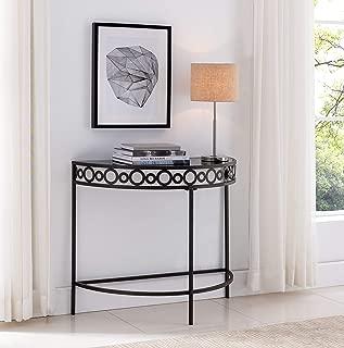 Best black tempered glass furniture Reviews