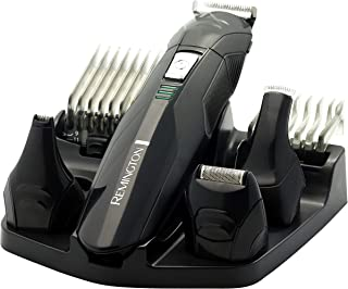 Remington Men's Titanium All-In-One Trimmer/Groomer Kit