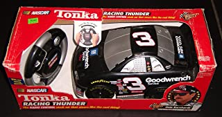 Tonka NASCAR Racing Thunder Remote Control car featring Dale Earnhardt #3 Goodwrench