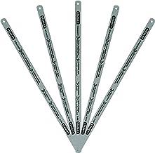 STANLEY 2-15-842 Confezione 5 lame di ricambio per seghetto metallo, lunghezza mm 300.