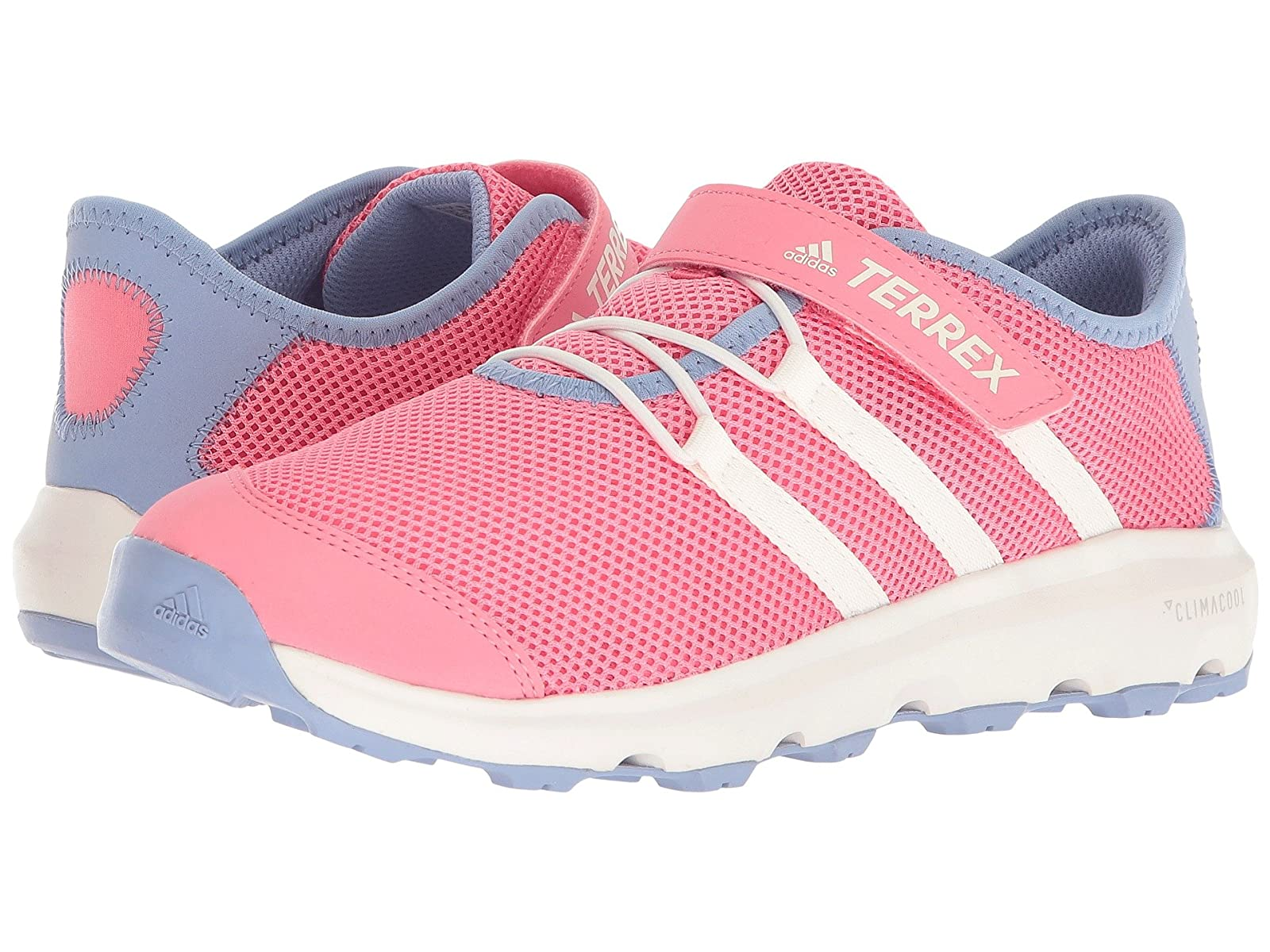 adidas Outdoor Kids Terrex Climacool Voyager CF (Little Kid/Big Kid)Stylish and characteristic shoes