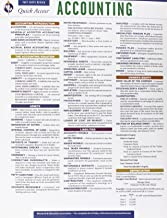 Accounting - REA's Quick Access Reference Chart (Quick Access Reference Charts)
