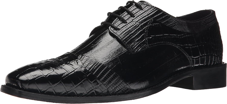 Stacy Adams Men's Garibaldi Oxford, schwarz, 10 W W US  Unterstützung Großhandel Einzelhandel