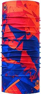 BUFF 百福 中性 原创防UV系列四季款魔术头巾 117960.555.10.00 橘红色 均码