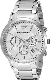 Emporio Armani Men's AR2458 Dress Silver Watch