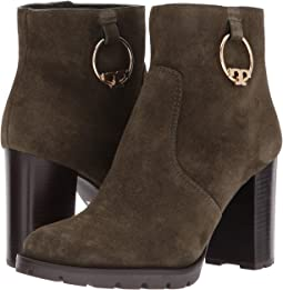 Tory Burch - Sofia 80mm Lug Sole Boot