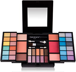 SHANY 'Timeless Beauty' Kit - 36 Eye Shadows, 6 Blushes, Mini Mascara, and Applicators