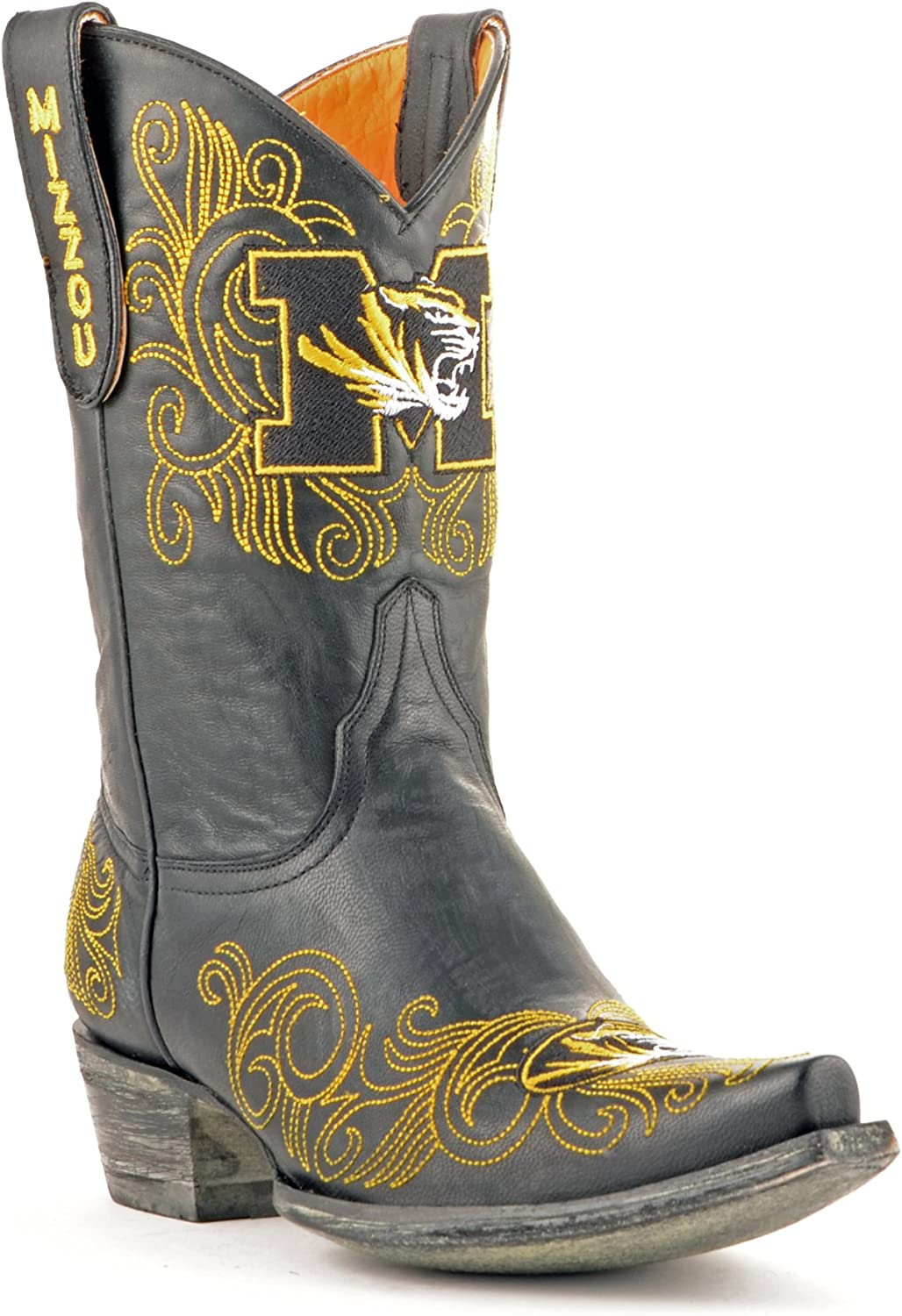 NCAA kvinnor Ladies 10 tum University of Missouri Gameday Boot Boot Boot  snabb frakt och bästa service