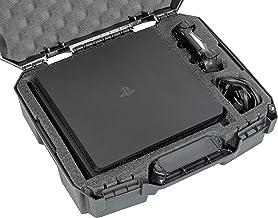 Case Club Playstation 4 / PS4 Slim Pre-Cut Carry Case