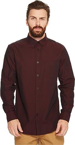 Ben Sherman - Long Sleeve Argyle Dobby Shirt